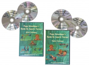 2 DVDs of Active Techniques and 2 DVDs of Passive Techniques