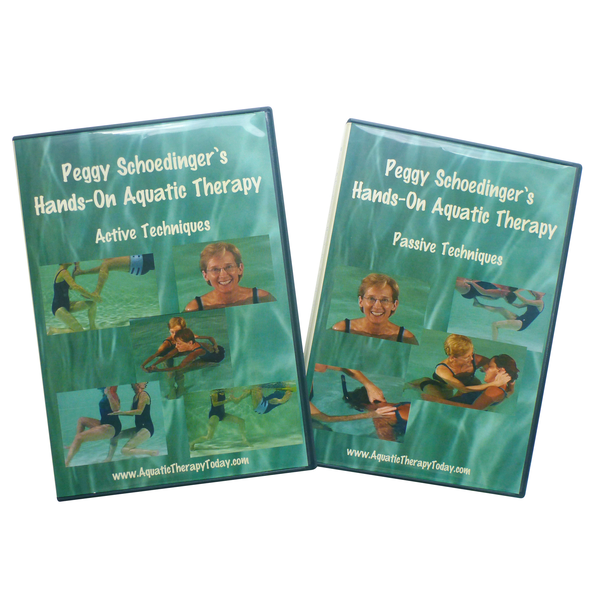 Peggy's 4 DVDs will enhance your skills